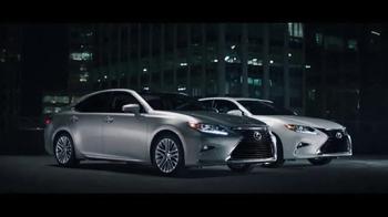 2017 Lexus ES TV Spot, 'Some You-Time'