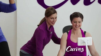 Curves TV Spot, 'Stronger'