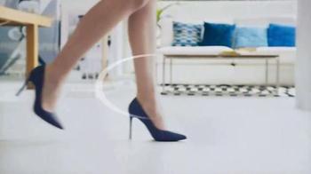 Amopé GelActiv Insoles TV Spot, 'Turn Your Heels Into Sneakers: Secret' - Thumbnail 1