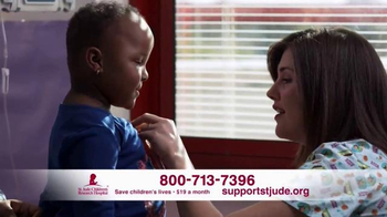 St. Jude Children's Research Hospital TV Spot, 'Hero'