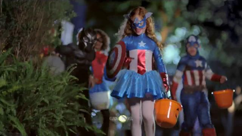 Party City Tv Commercial 2016 Halloween Marvel Super