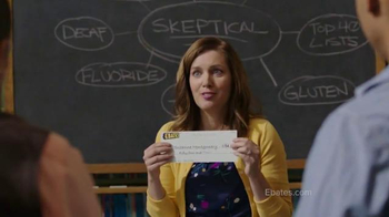 Ebates TV Spot, 'Skeptics Anonymous: Pshhh'