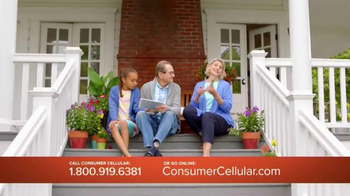 Consumer Cellular TV Spot, \'Change Is Easy\'