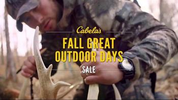 Cabela's Fall Great Outdoor Days Sale TV Spot, 'Binocular Combo'