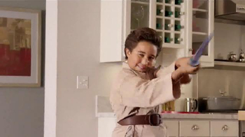 Kid Cuisine Galactic Chicken Breast Nuggets TV Spot, 'Junior Jedi'