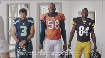 Madden NFL 17 TV Spot, 'People Skills' Feat. Russell Wilson, Marshawn Lynch