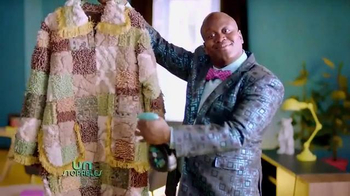 Downy Unstopables Fabric Refresher TV Spot, 'Feisty' Feat. Tituss Burgess