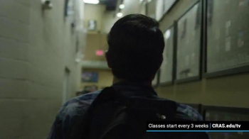 CRAS TV Spot, '[BE]You: Day or Night, CRAS Never Sleeps – It Hustles!'