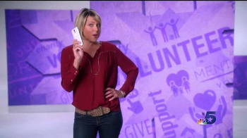 The More You Know TV Spot, 'Community' Featuring Arianne Zucker