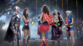 Party City TV Spot, '2016 Halloween: Save the World' - Thumbnail 6