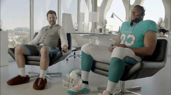 Xbox One S TV Spot, 'Aunt Sue' Featuring Ndamukong Suh - 6 commercial airings