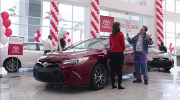 Toyota Camry One Event TV Spot, 'The Nineties' - 14 commercial airings