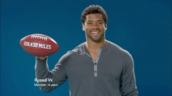 Alaska Airlines TV Spot, 'More Than Miles' Featuring Russell Wilson