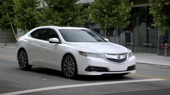 2016 Acura TLX TV Spot, \'Feeling\'