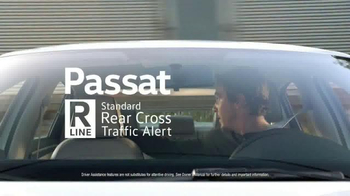 2017 Volkswagen Passat TV Spot, 'On the Road' Song by Willie Nelson - Thumbnail 2
