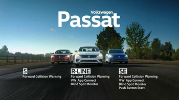2017 Volkswagen Passat TV Spot, 'On the Road' Song by Willie Nelson - Thumbnail 8