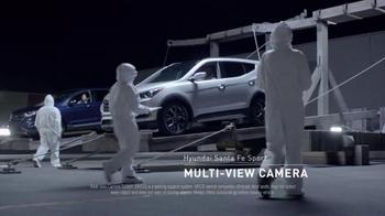 2017 Hyundai Santa Fe Sport TV Spot, 'Better Is the Reason: Catapult'