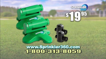 Sprinkler 360 TV Spot, 'Water Smart' - Thumbnail 6
