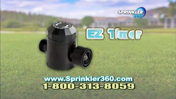 Sprinkler 360 TV Spot, 'Water Smart' - Thumbnail 5