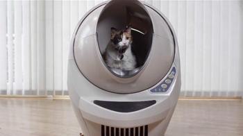 Litter Robot TV Spot, 'Say Goodbye'