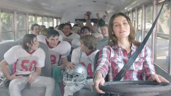 Febreze Car Vent Clips TV Spot, 'Nose Blind: Back to School Carpool'