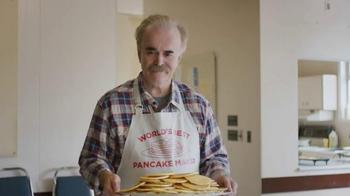 Denny's Buttermilk Pancakes TV Spot, 'Forever Changed'