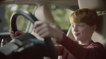 Subaru Legacy TV Spot, \'The Boy Who Breaks Everything\'