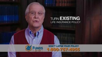 Funds for Life TV Spot, 'Cash for Living'