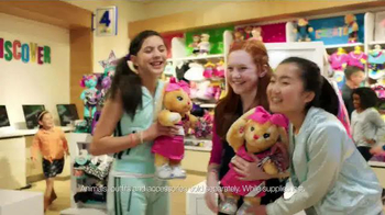 Build-A-Bear Workshop TV Spot, 'Making Friends' - Thumbnail 4