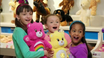 Build-A-Bear Workshop TV Spot, 'Making Friends'