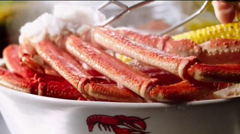 Red Lobster Crabfest TV Spot, 'Seize the Day'