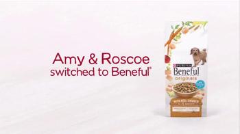 Purina Beneful TV Spot, 'Amy and Roscoe' - Thumbnail 2