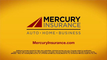 Mercury Insurance TV Spot, 'Superhero Damage' - Thumbnail 9