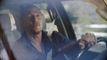 2016 Lincoln Navigator TV Spot, 'Time: 4x2 Select' Ft.  Matthew McConaughey