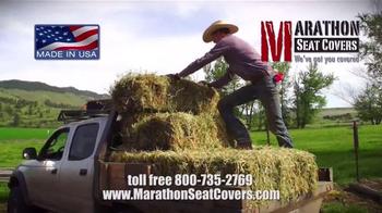 Superhides Seat Covers >> Marathon Seat Covers TV Spot - iSpot.tv