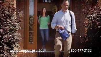 Pennsylvania State University World Campus TV Spot, 'Soccer Mom'