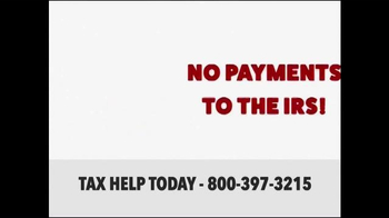 Tax Help Today TV Spot, 'CNC Tax Relief Status'