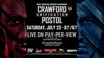Boxing: Crawford vs. Postol thumbnail