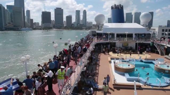 New York Stock Exchange TV Spot, 'Carnival Corporation'