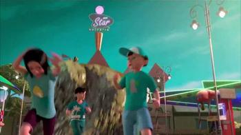 SKECHERS Z Strap TV Spot, 'Amusement Park Monster'