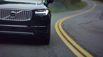 2016 Volvo XC90 TV Spot, 'Most Awarded SUV Of The Century'