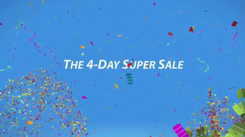 Sherwin-Williams 4-Day Super Sale TV Spot, 'Ask'
