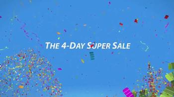 Sherwin-Williams 4-Day Super Sale TV Spot, 'Ask'