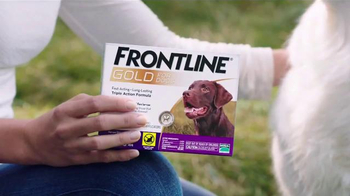 Frontline Gold TV Spot, 'Doesn't Quit' - Thumbnail 4