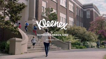 Kleenex TV Spot, 'New Teacher' - Thumbnail 5