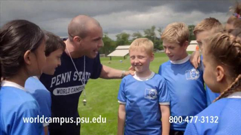 Pennsylvania State University World Campus TV Spot, 'Possibilities: Tom'