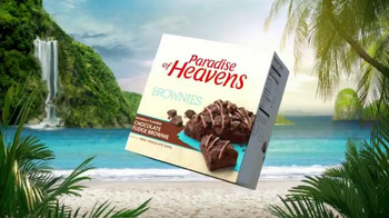 Fiber One Brownies TV Spot, 'So Delicious: Paradise of Heavens'