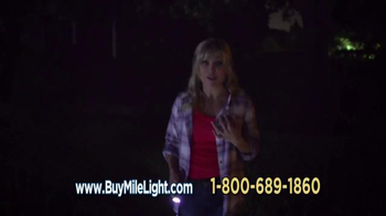 Mile Light TV Spot, 'See and Be Seen' - Thumbnail 5