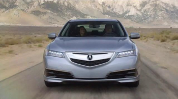 Acura Summer of Performance Event TV Spot, \'Weekends: TLX\'