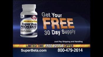 Super Beta Prostate TV Spot, 'Important Message'